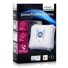 Siemens Staubsaugerbeutel powerProtect VZ41FGALL - Typ G ALL (1er Pack)
