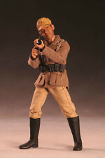 1/6 12 inch Sideshow Indiana Jones German Disguise Harrison Ford Figure Hot toys