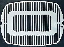 Grillrost f. Weber Q200 220 2000 4mm Edelstahl EE Rost 1-teilig q