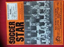 m2r ephemera 1967 football team picture west ham united