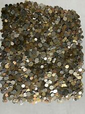 50 LBS of ASSORTED/UNSEARCHED WORLD COINS..NICE VARIETY..NEW SOURCE - 012-GUI