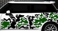 Camouflage Pixel Cyber XXL Set Auto Aufkleber Sticker Tuning Stylin Wandtattoo s