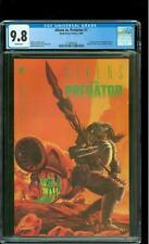 Aliens vs. Predator 1 CGC 9.8 NM/MINT 1st app Machiko Noguchi Dark Horse 1990