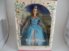 Barbie Doll Pink Label Ethereal Princess w COA & Stand NEW NRFB J9188