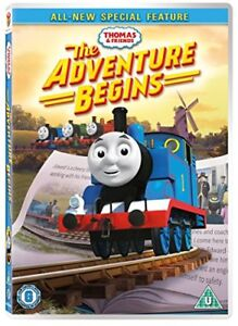 Thomas and Friends: The Adventure Begins [DVD][Region 2]