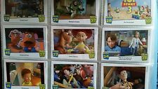 TOY STORY 3:HIDE & SEEK TCG FULL SET X90 IN A BINDER