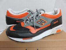 NB New Balance M1500CT3 Crooked Tongue Black/Orange Men's Size 10 Sneakers Shoes
