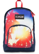 JanSport Overt Palm Trees Backpack - TRANS BY JANSPORT -  NEW w/ TAGS