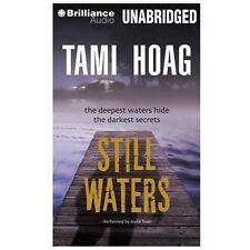 Still Waters by Tami Hoag (2013, MP3 CD, Unabridged)