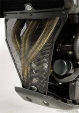 R&G BLACK DOWNPIPE GRILL for TRIUMPH TIGER 800, 2011 to 2017