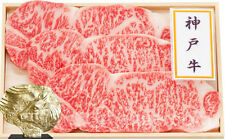 Kobe Beef Wagyu Steaks 16 lb+100% Authentic Japanese Kobe Beef Steaks 4 lb (A5)