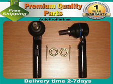 2 OUTER TIE ROD END SET TOYOTA 4RUNNER 03-09 FJ CRUISER 07-09