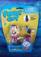 Famil Guy Cartoon TV Show Create A Figure Quagmire Part To Build Death New Rare