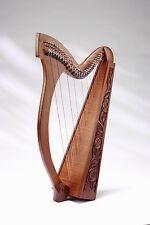EMS NEW Minstrel Celtic Harp, 29 Strings, Rosewood **NEW**