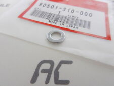 Honda CB 550 K Washer Small Silver 7x12 Genuine New