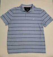 Nautica Performance Deck Shirt Short Sleeve Polo Shirt Men's Size XXL
