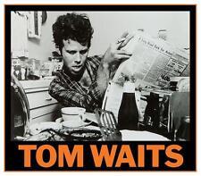 Tom Waits  **POSTER**  LARGE PRINT -  Heartattack and Vine Swordfishtrombone
