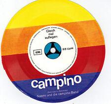 "7"" Werbe Naemi - Campino Fruchtbonbon Schallfolie / Flexi Disc SCHERPE"