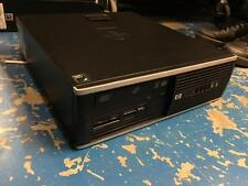 HP Compaq 6005 Pro Sff Pc AMD Athlon II x 2 160gb 4gb RAM DVD-ROM Win 7