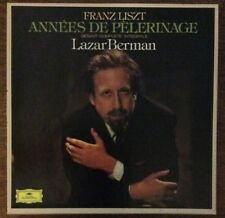 Lazar Berman on Deutsche Grammophon 2740 175 Liszt N-/E