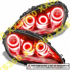 ORACLE Headlight HALO KIT for Chevrolet Corvette C6 05-13 TRIPLE Rings RED LED