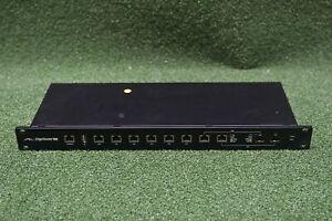 Ubiquiti Networks EdgeRouter ERPro-8 8 Port Gigabit Rackmount Router - 1YrWty