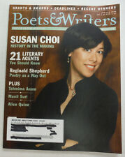 Poets & Writers Magazine Susan Choi & Reginald Shepherd February 2008 051615R