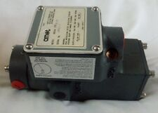 Siemens Electric-To-Pneumatic Transducers Model: 77-16BI with Amot 8064A 7716-AA