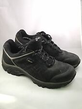 Asics GEL ARATA Mens Women's Trail Trainers BLACK GORE-TEX UK 7.5 Speva