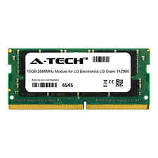 A-Tech 16Gb 2666Mhz Ddr4 Ram for Lg Gram 14Z980 Laptop Notebook Memory Upgrade