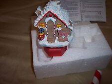 Solar Powered Gingerbread House,   Christmas, Solar