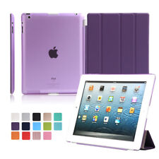 Smart Magnetic Leather Stand Case Cover For Apple iPad 4 3 2 Air 2 Mini 9.7 2018