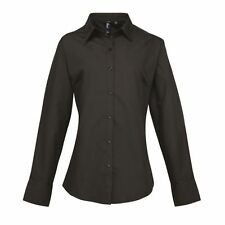 Women's Formal Polyester Tops & Shirts