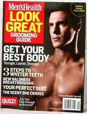 LOOK GREAT GROOMING GUIDE Magazine by MEN'S HEALTH Clothes SEX Style MONEY