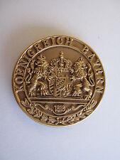 Königreich Bayern Wappen mit Löwen Pin 1818 Monarchie Kaiserreich WK1 WWI