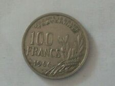 France rarer rarity 100F 1956 scarce date