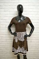 Vestito DESIGUAL Tajer Donna Woman Taglia L Abito Dress Cotone Woman Tubino
