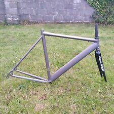 Raleigh Titanium Frame