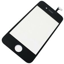 TOUCH SCREEN VETRINO per DISPLAY APPLE iPHONE 4 4G NERO