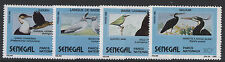 Birds Senegalese Stamps
