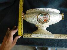 Vintage Empire Ware Compote Fruit Bowl Centerpeice England
