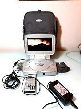 "Centurion PPBDVD8 8"" LCD Wide Screen Portable/Car DVD player"