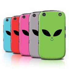 Back Case/Cover/Skin for Blackberry Curve 9320/Extraterrestrial Alien Face