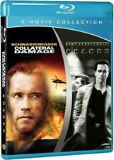 ERASER & COLLATERAL DAMAGE (BLU RAY) Region free