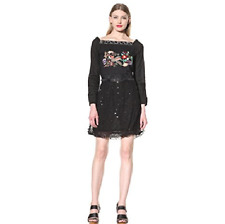 Robes Desigual pour femme taille 42   eBay 87bf96145236