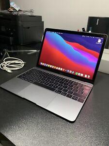 """Apple MacBook 12"""" (250GB SSD, Intel Core i5 7ª generazione, 1.1GHz, 8GB) Laptop"""