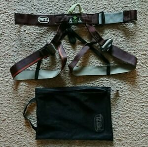 Petzl Gym Sit Harness - Indoor / Outdoor Top Roping and Abseiling - VGC