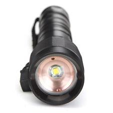 Military Grade Tactical Flashlight LED 3600 LS TAC1 TC1200 1TAC T6 Lumens Design