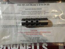 Shrewd Muzzle Brake Ss