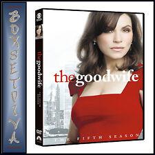 THE GOOD WIFE - COMPLETE SERIES SEASON 5  **BRAND NEW DVD**